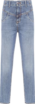 BO.BÔ Calça Skinny Billie - Azul