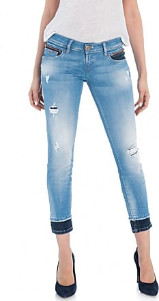 4df42dd00f Salsa Outlet Pantalones Shape Up Capri 1st level con cremallera