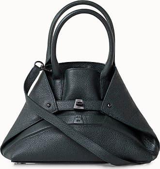 MQaccessories Little Aicon Handbag in Leather