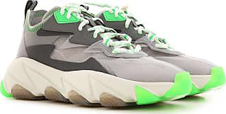 Ash Sneaker für Damen, Tennisschuh, Turnschuh Günstig im Sale, fog, Leder, 2019, 36 37 38 39 40 41