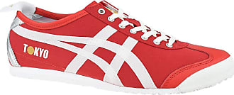 Onitsuka Tiger Mens 1183a730-600_44,5 Low-Top Sneakers, Red, 10 UK