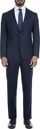Robert Graham Mens Sancrood Suit In Navy Size: EU 48R (US 38R) by Robert Graham
