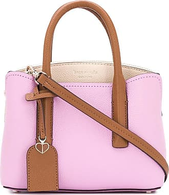 Kate Spade New York Bolsa transversal Margaux mini - Roxo