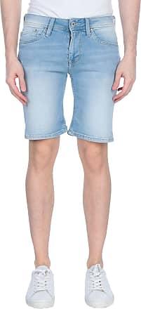 Pepe Jeans London DENIM - Jeansbermudashorts auf YOOX.COM