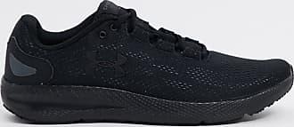 Under Armour Running Charged Pursuit 2 - Komplett schwarze Sneaker