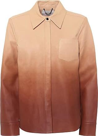 Dorothee Schumacher Dégradé leather shirt