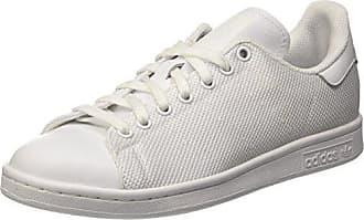 new style ce1da 0b35e adidas Stan Smith, Scarpe da Ginnastica Basse Uomo, Bianco Ftwr White, 44 EU