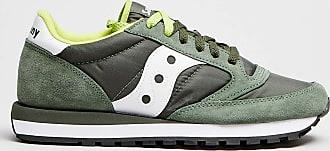 Rabaini Saucony - Sneakers in pelle Jazz - Verde