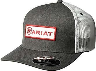 58fbd40559000 Ariat Mens 5-Panel Center Name Patch Flex 110