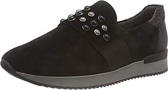 Schwarz Casual Noir Femme 17 39 EU Basses Sneakers Gabor Sf1CZqZ