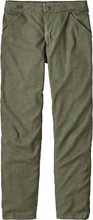 Patagonia Hampi Rock Pants Pantaloni tempo libero Uomo | olivia/grigio