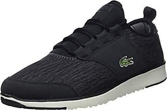 66b61ded43 Lacoste L.Ight Sock Lace 119 1 SMA, Baskets Hommes, Noir (Blk