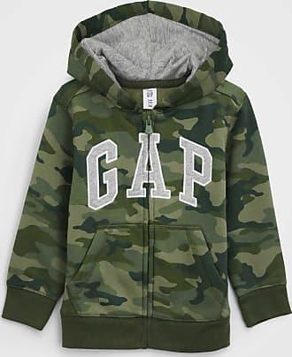 GAP Jaqueta GAP Infantil Tie Dye Verde