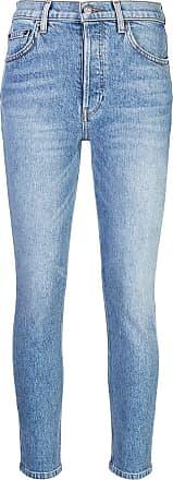 Reformation Calça jeans skinny Serena - Azul