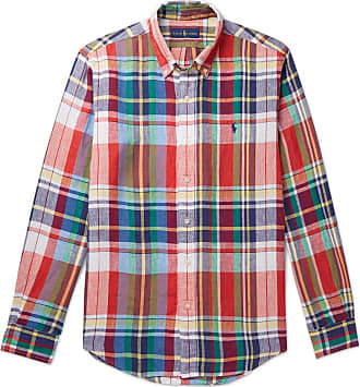 c83d558d5 Polo Ralph Lauren® Checkered Shirts − Sale: up to −60% | Stylight