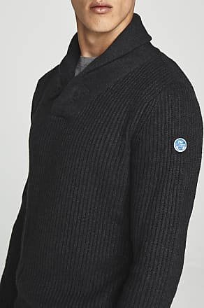 North Sails Shawl Collar Jumper