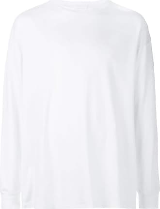 Wardrobe.NYC Camiseta mangas longas - Branco