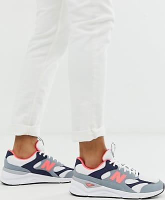 New Balance X90 - Sneaker in Grau