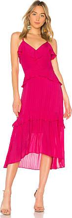 Parker Josie Dress in Fuchsia
