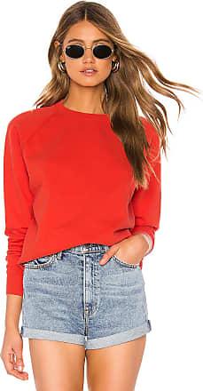 Hanes x Karla The Crew Sweatshirt in Red