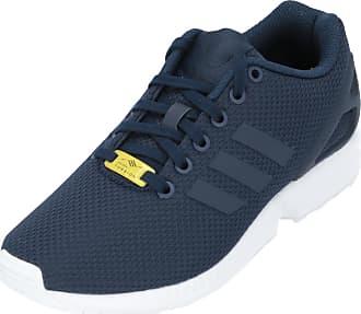 Details zu adidas Originals ZX FLUX Damen Herren Turn Schuhe Sneaker dunkel blau NEU OVP