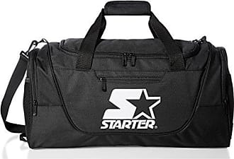Starter 21 Duffle Gym Bag, Amazon Exclusive, Black, One Size, 21