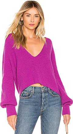 A.L.C. Melanie Sweater in Purple