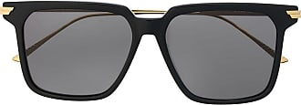 Bottega Veneta BV1006S square-frame sunglasses - Preto