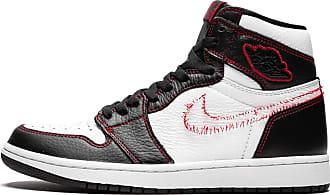 Nike Jordan Air 1 High Og (White/Black-Gym Red/Tour Yello 14)
