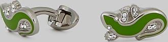 Etro Gecko Cufflinks, Man, Green