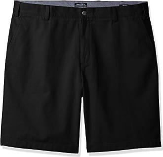 431b0cdc89 Nautica Mens Big and Tall Cotton Twill Flat Front Chino Deck Short-C92110,  True
