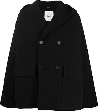 OAMC Double-breasted Arch peacoat