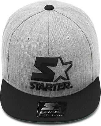 Starter Boné Starter Snapback 3D Star Cinza