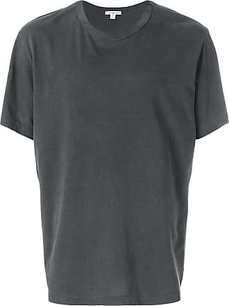 James Perse loose fit T-shirt - Grey