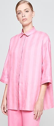 Escada Sport Linen Stripe Shirt