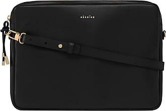 Maison Héroïne Laptoptasche Damen, Jamie 15, Black