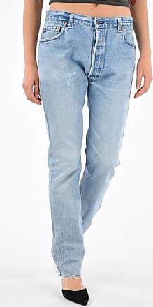 Re/Done LEVIS 18,5cm Distressed Denim Jeans size 30