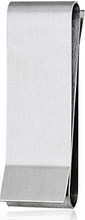 Kenneth Cole Reaction Mens Money Clip,Silver