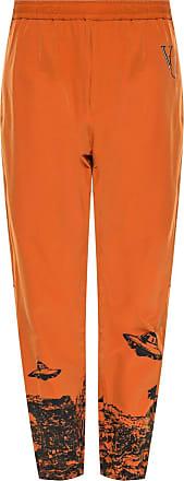 Undercover Undercover X Valentino Mens Orange