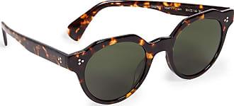 Oliver Peoples IRVEN OV 5378SU HAVANA/VIBRANT GREEN unisex Sunglasses