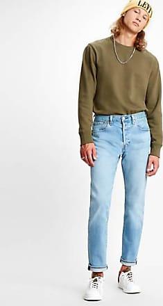 Levi's 501 Slim Taper Jeans - Blau / Blau