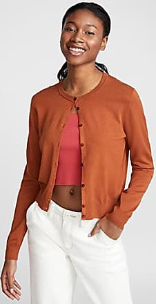 Twik Buttoned cropped cardigan
