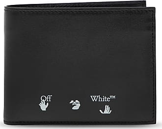 Off-white Wallet With Logo Mens Black