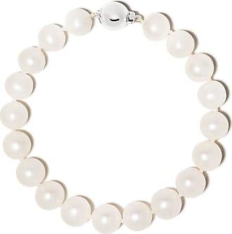 Yoko London 18kt white gold and Freshwater pearl bracelet - 7