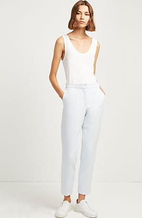 French Connection Sundae Suiting Pastel Tailored Trousers