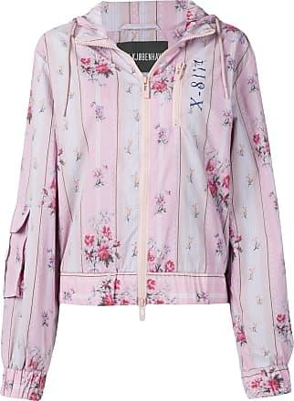 Han Kjobenhavn Jaqueta bomber com estampa floral - Rosa