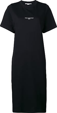 Stella McCartney Stella McCartney 2001 T-shirt dress - Black