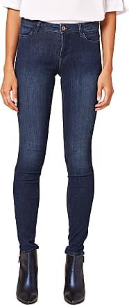 EDC by Esprit edc by ESPRIT Womens 998cc1b817 Skinny Jeans, Blue (Blue Dark Wash 901), W29/L30