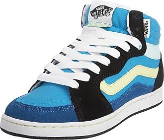 22e9b9d0e4b677 Vans Womens Forty-Four Hi Blue Multi VINH10F 6.5 UK