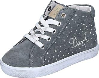 Liu Jo Baby-Girls Suede Grey Boots 8.5 UK Child